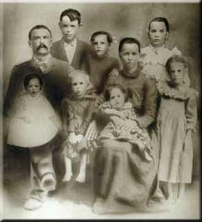 John and Tilda Lawson's Family