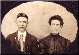 Sarah F. and William Lee Johnson