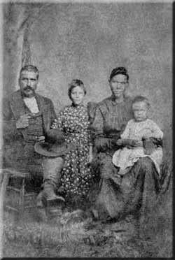 John W., Martha J., Mary J., and John V. McDonald
